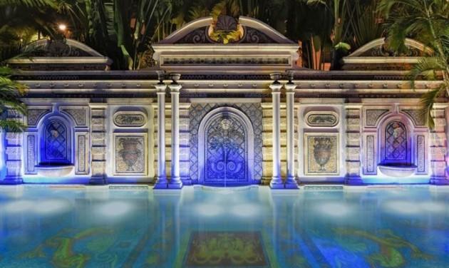 Luxusszálloda lett Versace amerikai villájából