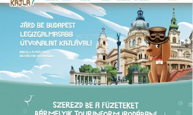 Budapest felfedezésére is buzdít Kajla