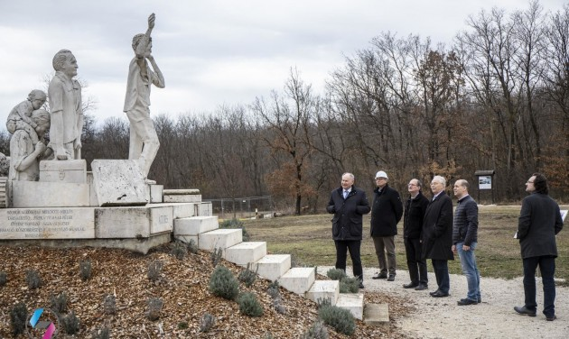 Látogatóközpont épül a Páneurópai Piknik Emlékparkban