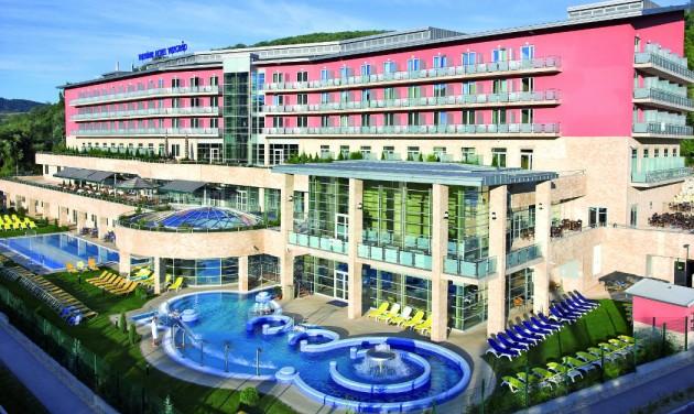 Cukrászati vezető, Thermal Hotel Visegrád