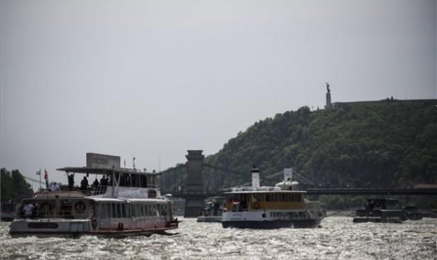 Elindult a hajózási szezon Budapesten