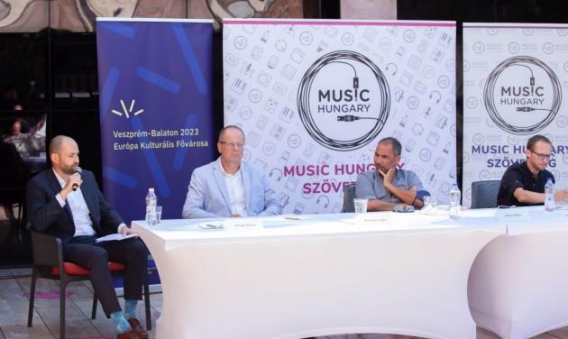 5%-os kulturális áfáról készít kutatást a Music Hungary Szövetség