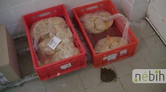 Közel 4 tonna húsipari terméket ártalmatlanított a NÉBIH