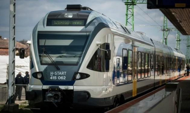 1700 milliárdból fejlesztenék a vasutat