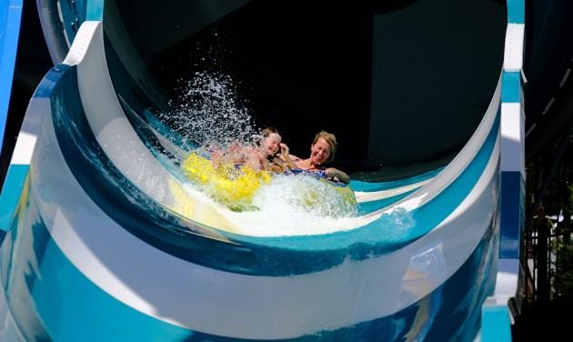 Rekordot döntött a nagyváradi aquapark