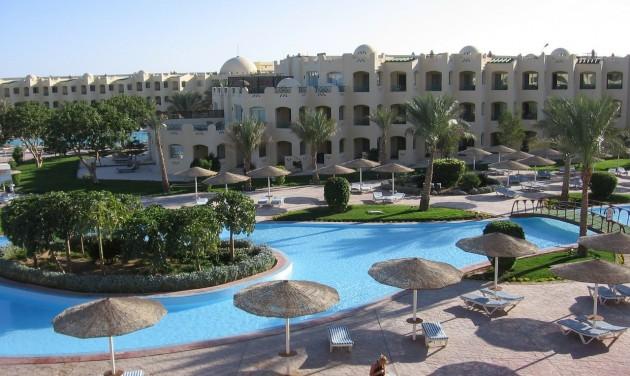 Egyiptomban fokozatosan újranyitják a szállodákat
