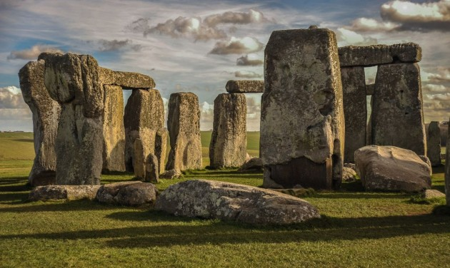 Elkezdődött a Stonehenge restaurálása