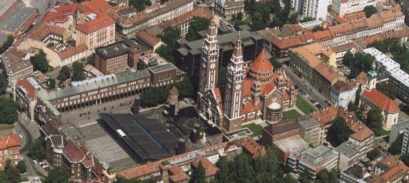 Emelkedett a Szegedre látogató turisták száma