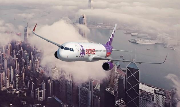 A Cathay megveszi a fapados Hong Kong Express-t