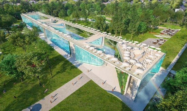 Debrecen water theme park receives more state funding