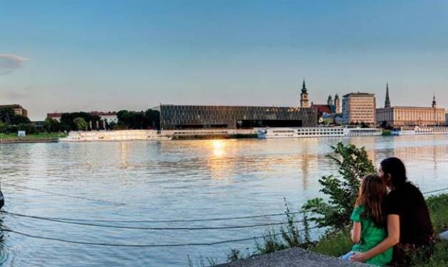 Kulturális turizmus Duna-workshop Linzben