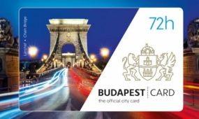 CAFe Budapest Kártyával