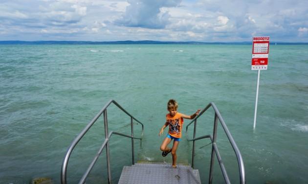 Mentőöv a balatoni vízi balesetek megelőzéséért