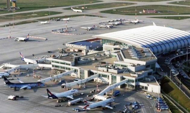 Vizsgálják a reptéri zajcsökkentési megoldásokat