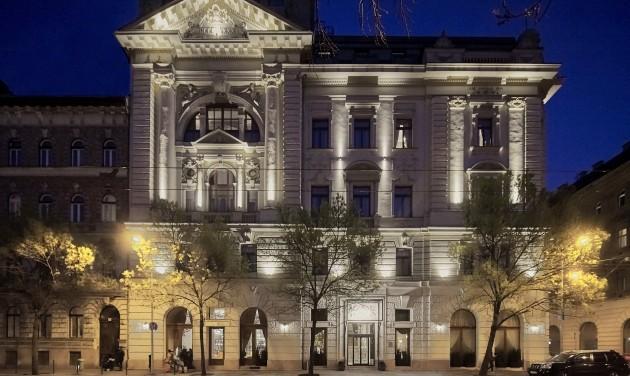 Megnyílt a Mystery Hotel Budapest