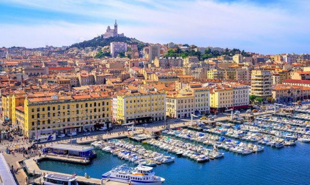 Közvetlen járat idul Marseilles-be