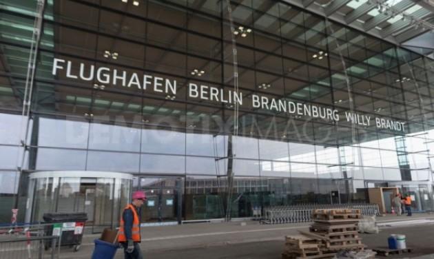 Tovább csúszhat az új berlini repülőtér átadása