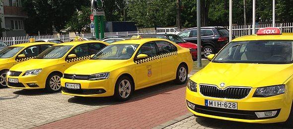 Életbe lépett a taxirendelet