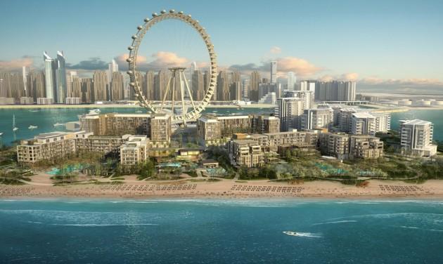 Ain Dubai: a világ legnagyobb óriáskereke 2020-ban nyit meg