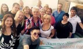 Konferenciát és fiókiroda találozót rendezett a Summer Time Travel