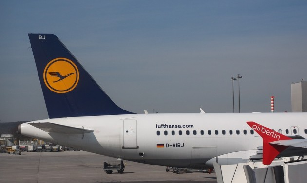 Kissé növelte nyereségét az év első felében a Lufthansa