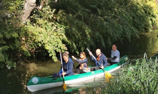 Danube Bike & Boat: határon átnyúló élménydesztináció alakult