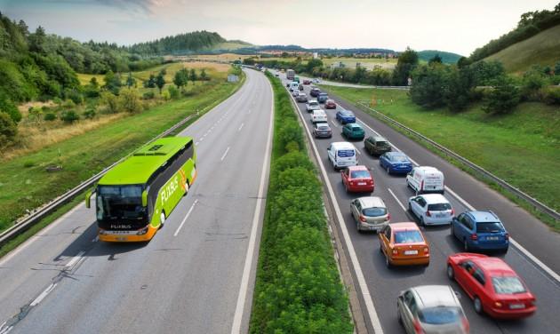 Júliustól már tíz országba indít járatokat Magyarországról a FlixBus