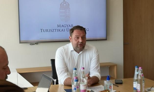 Guller Zoltán: Drámai a turizmus helyzete, 7 pontos akcióterv készül