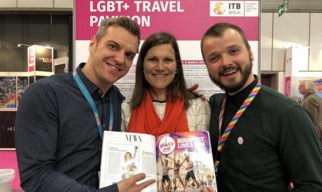 ITB: Budapest, az LMBTQ-barát úti cél
