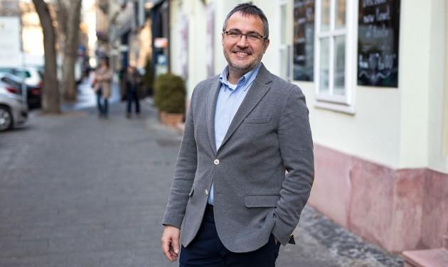 Baldauf Csaba: családbarát szakember a TOP 50-ben