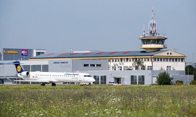 A 700 ezret is átlépheti az utasforgalom idén a debreceni reptéren