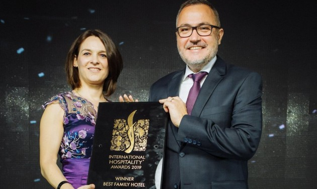 Rangos nemzetközi elismerést kapott két magyar hotel