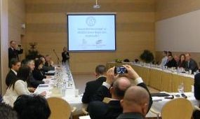 Aktuális témák az MSZÉSZ Keleti régiójának ülésén
