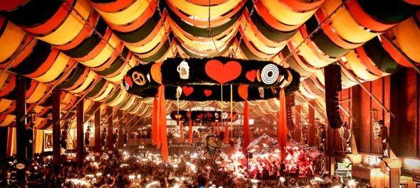 Negatív látogatórekord a müncheni Oktoberfesten