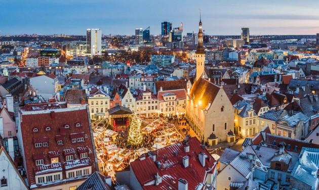 Karácsonyi vásárok európai szépségversenye: Budapest a második