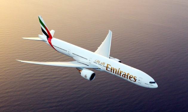 Újabb járatok az Emirates nemzetközi hálózatában