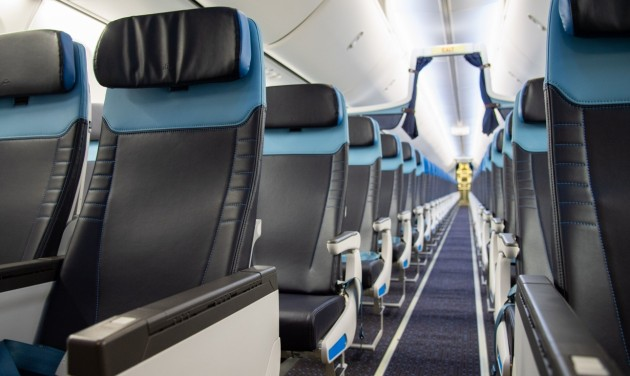 Felújítja Boeing 737-800-asai kabinját a KLM