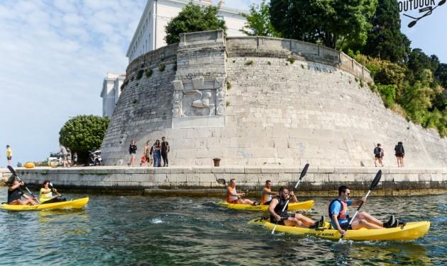 Pénteken nyit a Zadar Outdoor Fesztivál