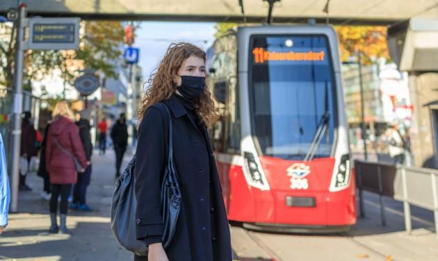 Bécsben nem divat a bliccelés
