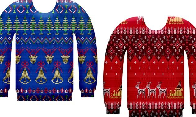 Ronda pulóverben előnyben!