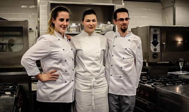 Magyar hallgatói sikerek a nemzetközi szakácsversenyen