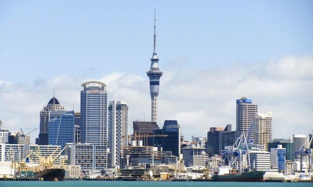 A kínaiak Új-Zélandot is beveszik