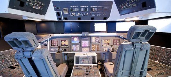 Az űrrepülés történetét bemutató interaktív tárlat nyílt Budapesten