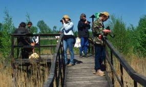 Vízi turistaútvonalak a lengyel Biebrzán
