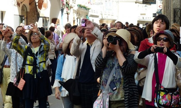 Egyre több japán turista érkezik Magyarországra