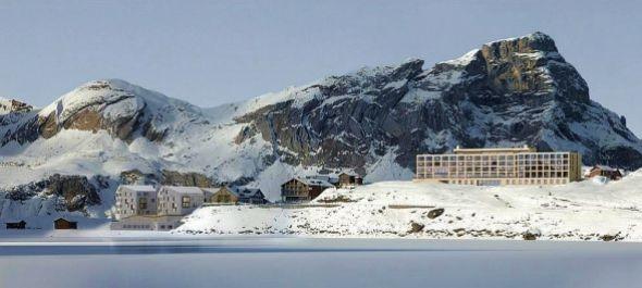 Új hotelek Svájcban
