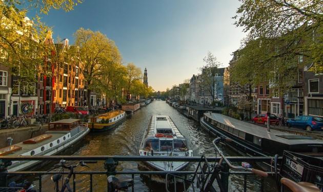 Hollandia végképp besokallt a turistáktól
