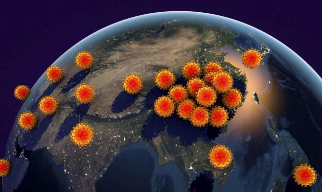 Koronavírus napról napra (frissítve)