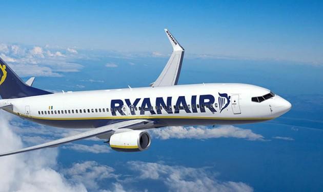Pár nap múlva megasztrájk a Ryanairnél