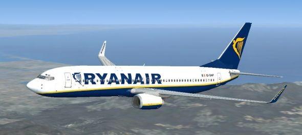 Megtévesztően tájékoztatott, 50 millió forintos bírságot kapott a Ryanair